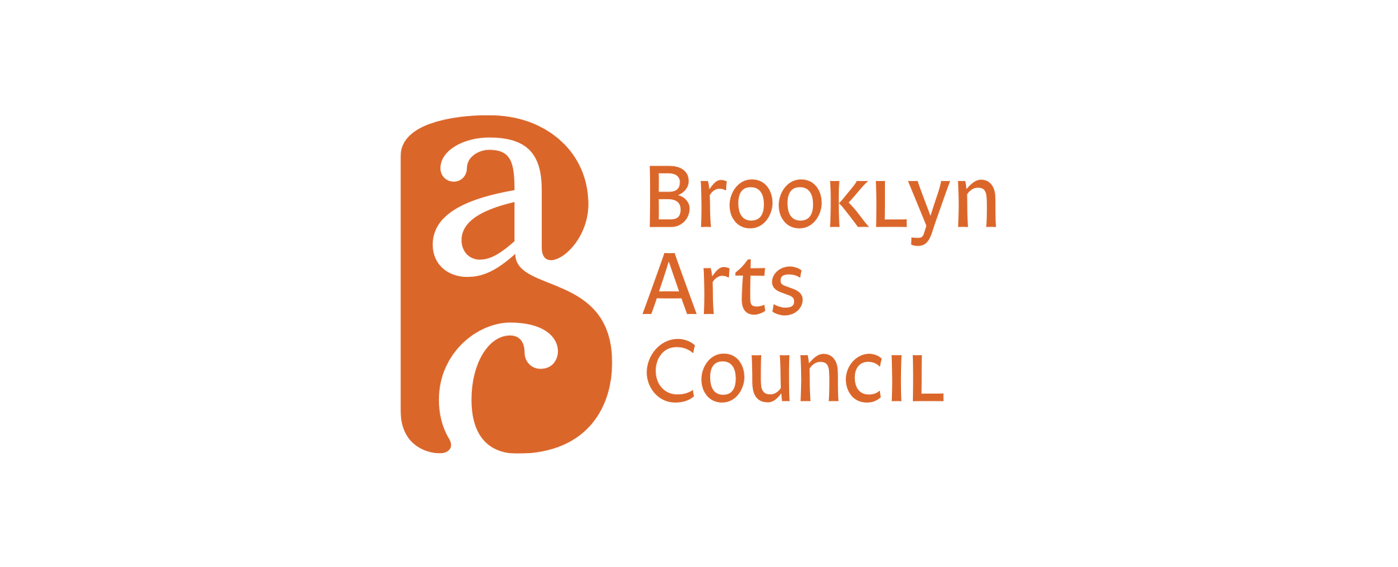 Brooklyn Arts Council Identity